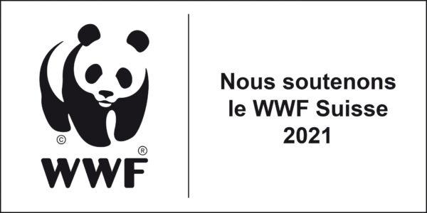 Logo Soutien WWF 2021